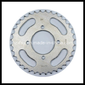 Motorbike Fittings of 1023 Steel Chain Sprocket/C100 Dream 36z X 14z pictures & photos