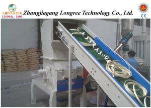Tire Plastic Recycling Single Shaft Shredder (DSJ) pictures & photos