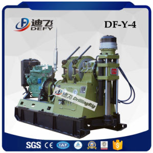 Df-Y-4 Geotechnical Prospecting Wireline Core Drilling Rig Machine pictures & photos