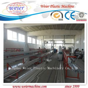 PVC WPC Window and Door Profile Extrusion Machine pictures & photos