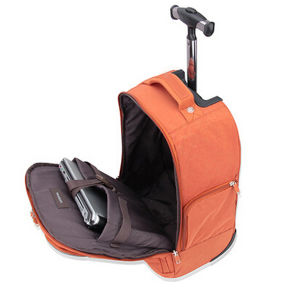 Factory Wholesale Cheap Trolley Backpack Bag for Travel pictures & photos