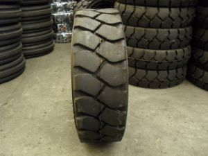 China Factory Bias Solid Forklift Tyre with High Quality pictures & photos