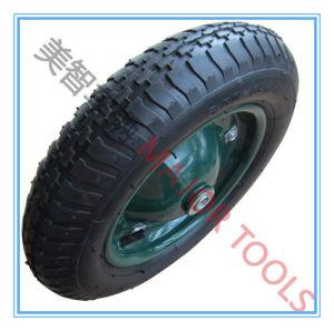 Rubber Wheel 13X300-8 for Wheelbarrow /Tool Cart/ Hand Trolley pictures & photos