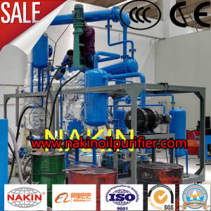 Waste Engine Oil Recycling Machine, Oil Recovery System pictures & photos