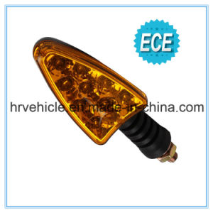 LED Turn Signal Motorbike Lamp with Emark Approval pictures & photos