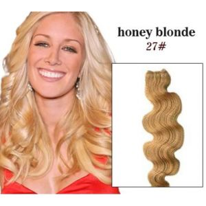 100% European Virgin Remy Body Wave Human Hair Weave pictures & photos
