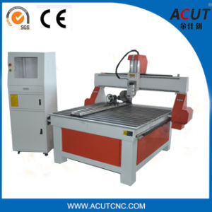 0-32000mm/Min CNC Wood Carving Machine with Rotary pictures & photos