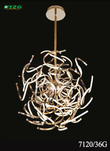 Modern Hotel Decorative Chandeliers Byzg 7120-36 pictures & photos