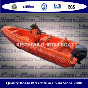 Bestyear 2016 Rhb 700 Boat pictures & photos