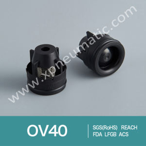 China Manufacturer Produce High Temperature Plastic Check Valve Ov40 pictures & photos