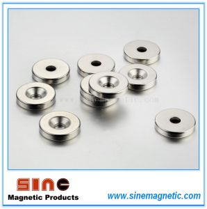 Counter Bore Permanent Neodymium Magnet pictures & photos