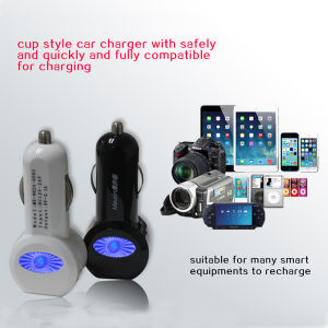 Mobile Accessories 5V 3.1A Car Charger pictures & photos