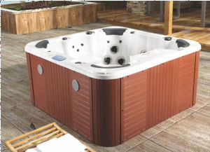 7 Person Acrylic Outdoor SPA Massage Bathtub (JL982) pictures & photos