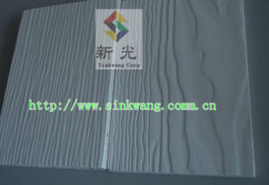 Wood Grain MGO Board for Exterior Wall (SK-MGO-W05)