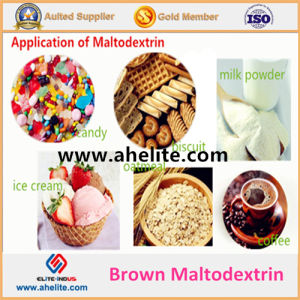 High Quality Natural Brown Maltodextrin with Good Price pictures & photos