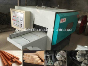 Multi Rip Saw Mill Wood Board Processing Machine pictures & photos