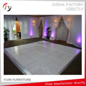 China Manufacturer White Lacquer Plywood Dancing Floor (DF-35) pictures & photos
