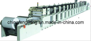 Automatic Flexographic Printing Machine (FM-850) pictures & photos