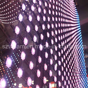 Soft LED Screen with Feature of Pure Transparency
