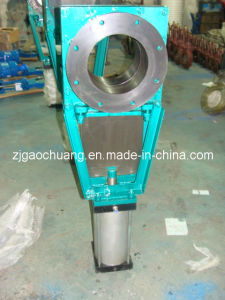 Pneumaitc Slurry Knife Gate Valve