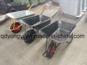 Heavy Duty Wheelbarrow for Ghana Market Wb6404h