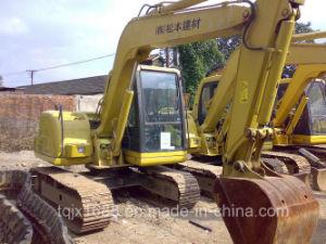 Used Hydraulic Crawler Excavator Komatsu (PC60-6)