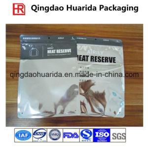Colorful Printing Plastic Garment Packaging Bag/Zipper Underwear Packaging Bag pictures & photos