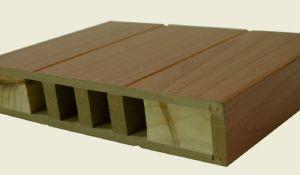New Product Interior MDF Wooden PVC Door (PVC wooden door) pictures & photos