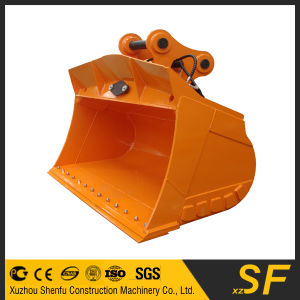 Digger Attachments Tilting Mud Bucket, Digger Hydraulic Bucket pictures & photos
