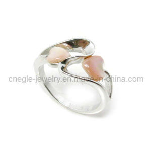 Charming Silver Finger Ring (R010177)