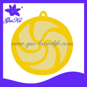 Plating 18k Gold Stainless Steel Pendant (2015gus- Enp-006) pictures & photos
