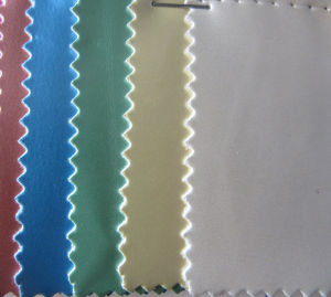 Patent PU Leather for Shoe (YT1507) pictures & photos