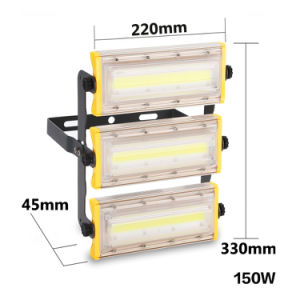 Newest Style Outdoor 150W LED Module Flood Light pictures & photos