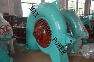 Spiral Casing Hydropower Turbine Generator pictures & photos