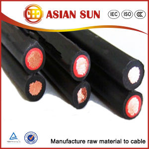 4mm2 X 2core Flat Solar DC Cable Solar PV Cable pictures & photos