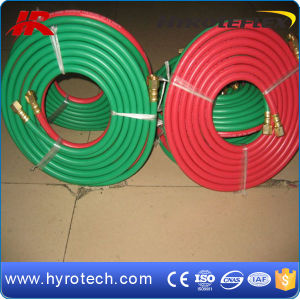 Rubber Welding Hose W. P 20bar pictures & photos