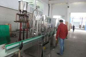 Small Bottle Liquid Filling Machinery pictures & photos