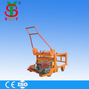 Qm4-45 Manual Movable Diesel Engine Concrete Block Cutting Machine pictures & photos