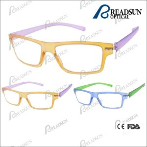 Plastic Reading Glasses Super Light (RP472004) pictures & photos