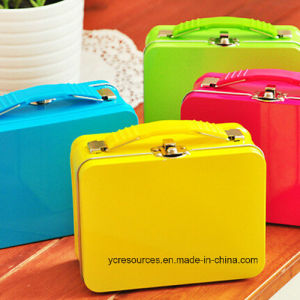 Matel Candy Color Storage Box (HA30008)