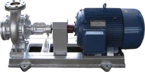 Air Cooled Thermal Oil Circulating Pump (LQRY Type) pictures & photos
