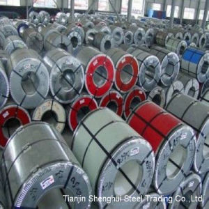 Anti-Finger Print with Galvanized Steel Coil for SGCC, Sgch, Sghc pictures & photos