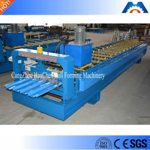 South Africa Cold Roll Forming Machine for Ibr Roofing