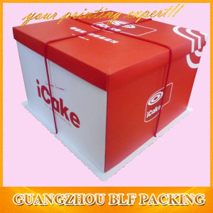 Paper Box for Cake (BLF-PBO123) pictures & photos