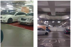 Epoxy Floor Paint/Coating for Car Park Decoration (JD-148) pictures & photos