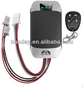 GPS303D Real Time GSM/GPRS/GPS Tracker for Vehicle/Car/Motorcycle with Free PC Version Tracking Software pictures & photos