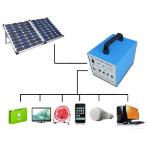 Hot Portable Solar Energy System Manufacturer pictures & photos