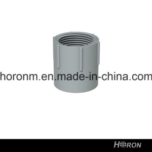 PVC-U ASTM Sch40 Conduit for Electrical Installation Electric Female Adapter