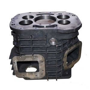 China OEM Custom Water Glass Precision Steel Casting pictures & photos