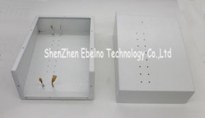 Industrial Bending Part Electric Galvanized Sheet White Painting Machining Part pictures & photos